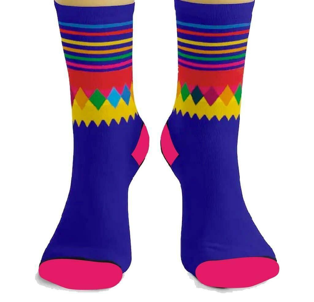 Multicolor  Sock Set - Royal 2 Pack Set | Trada Marketplace