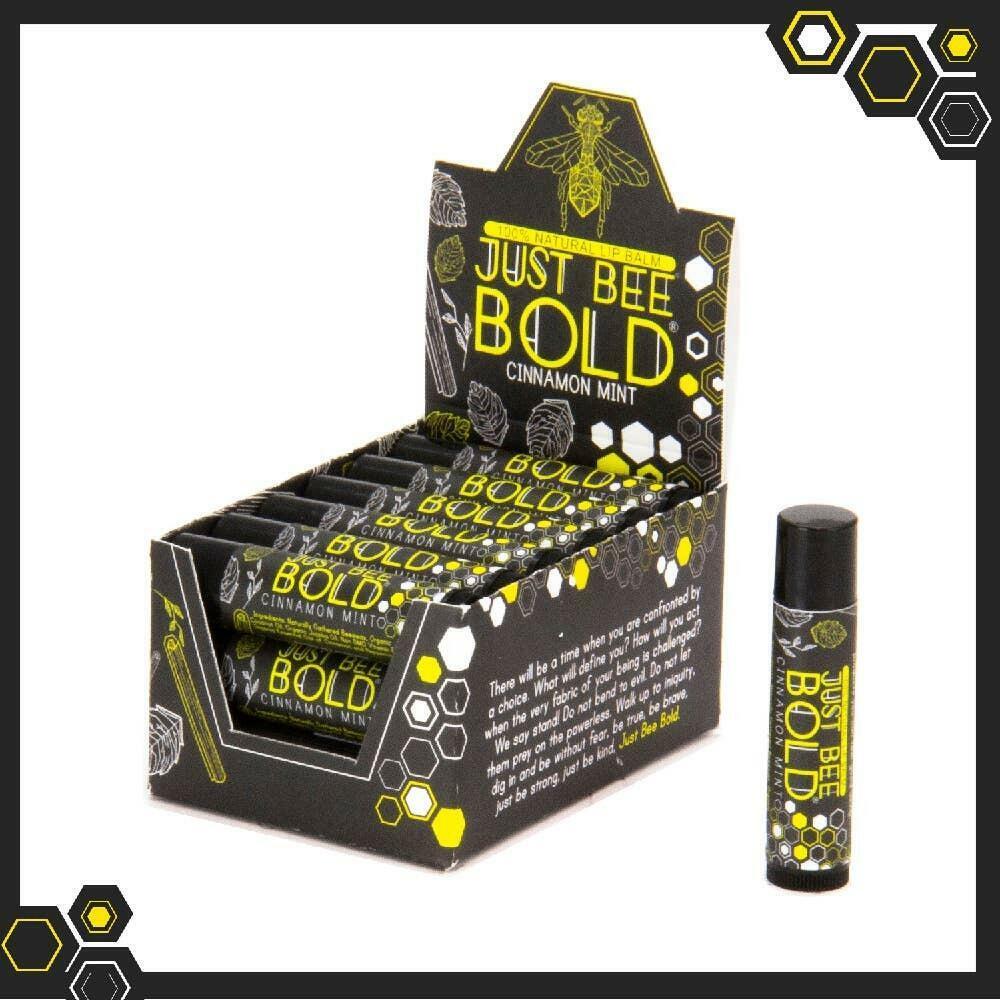 Just Bee Bold Cinnamon Mint | Trada Marketplace