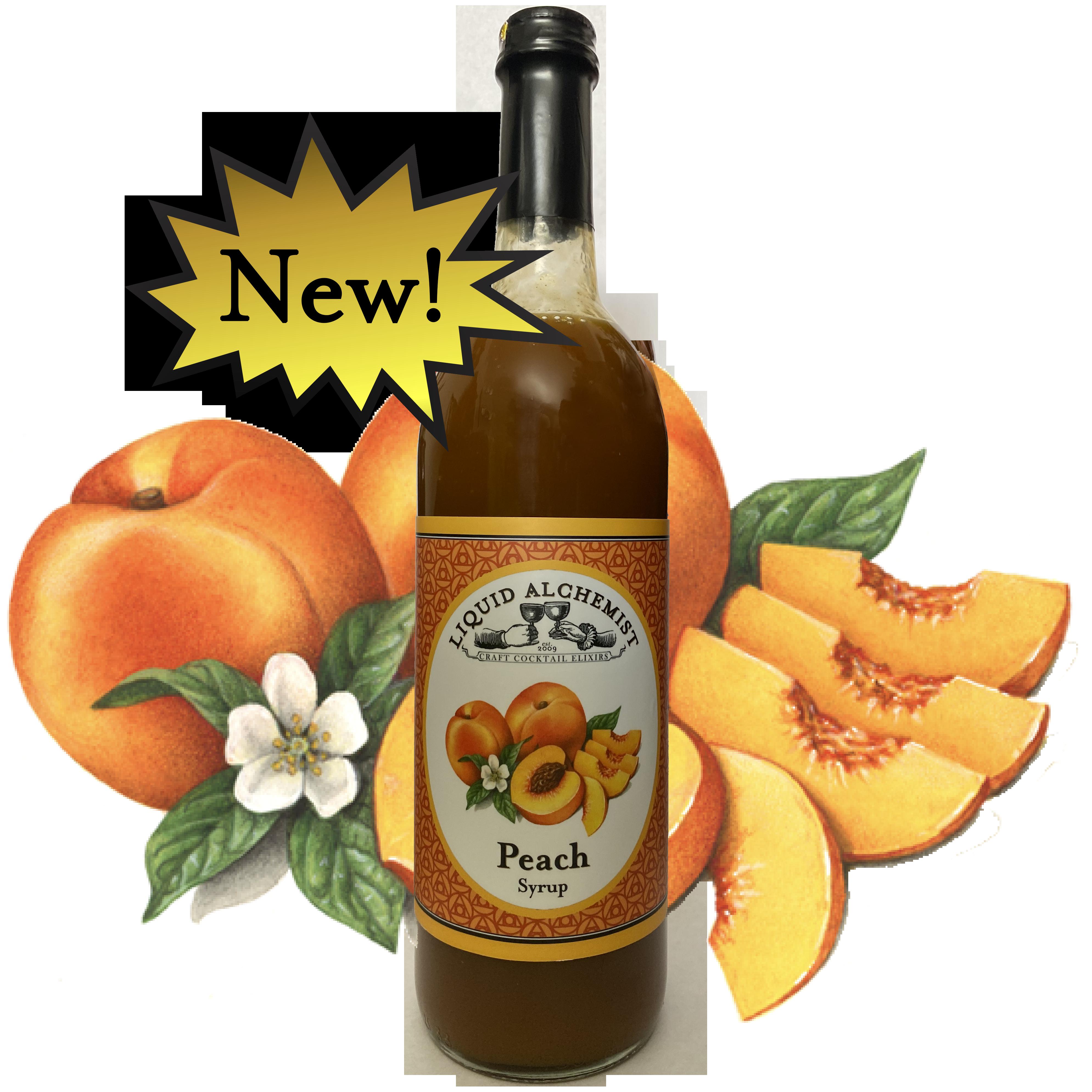 *NEW* Peach Syrup   Trada Marketplace