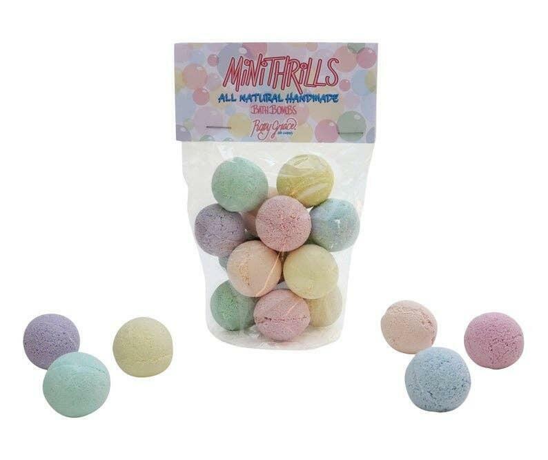 Minithrills Bath Bomb | Trada Marketplace