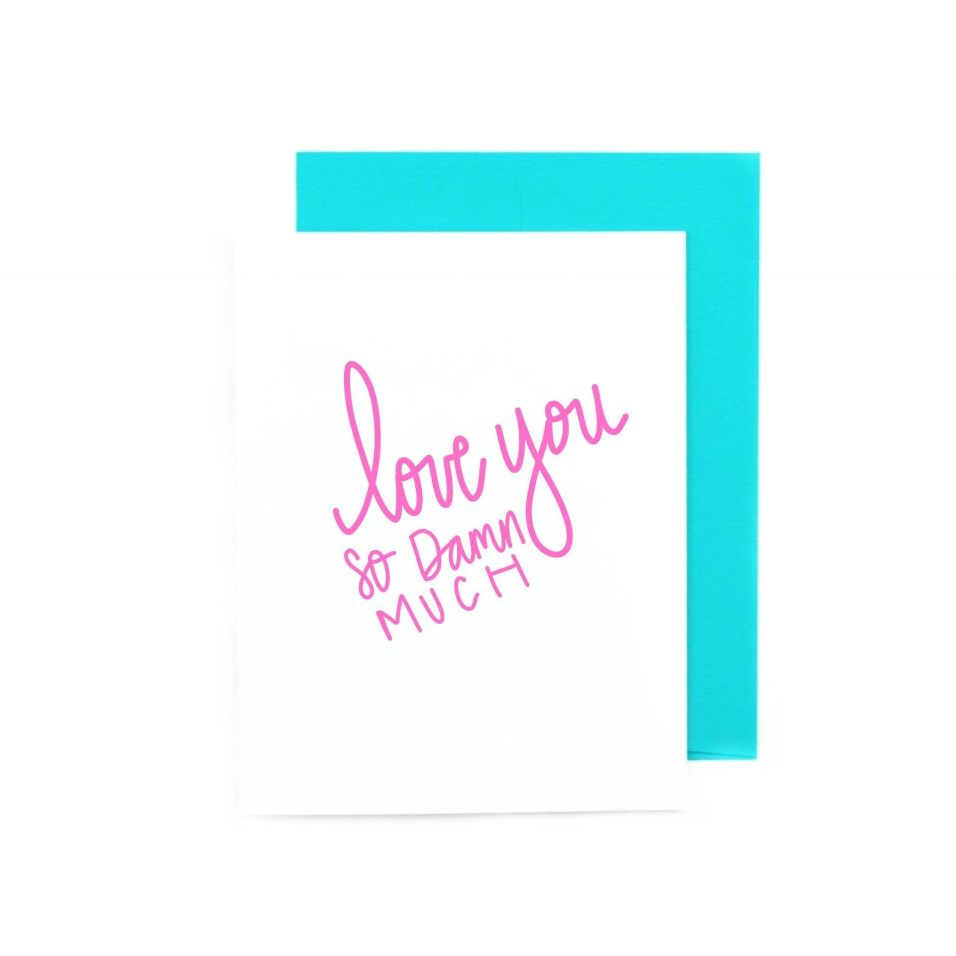 Love You So Damn Much | Trada Marketplace