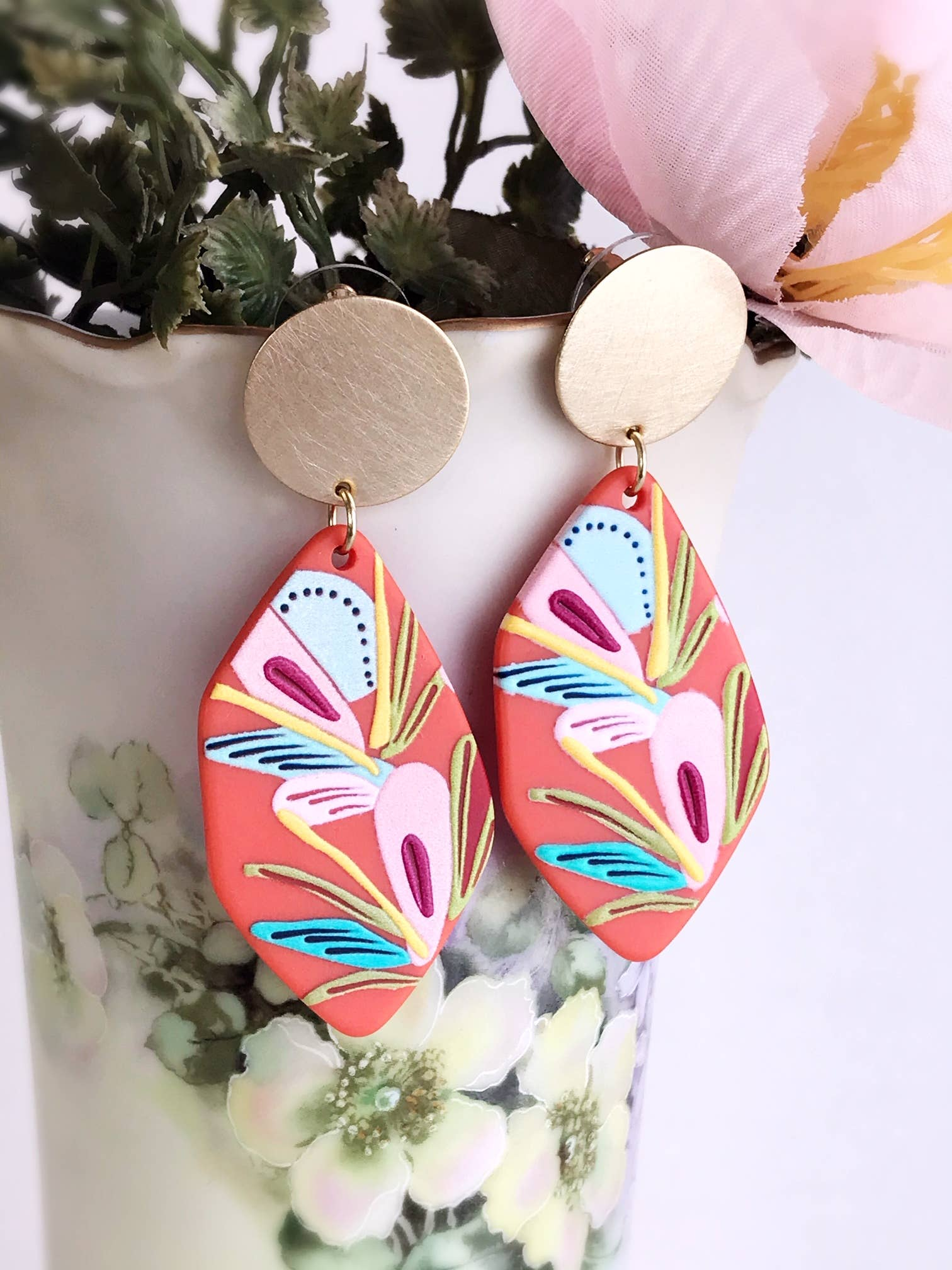 miami earrings   Trada Marketplace
