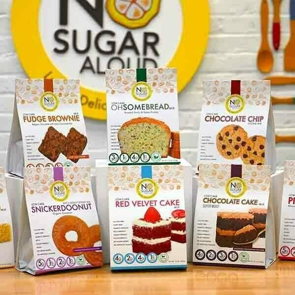 No Sugar Aloud LLC | Trada Marketplace