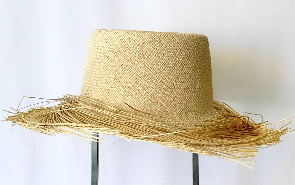 Lemloreli - Unfinished Polo Hat | Trada Marketplace