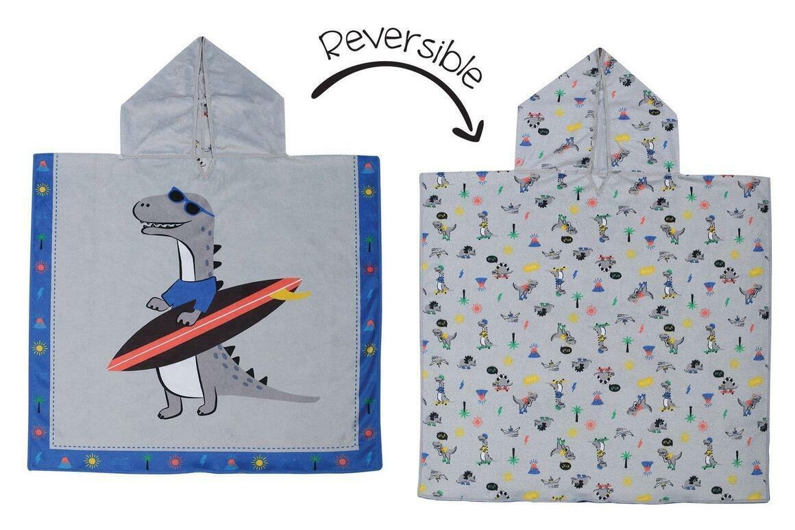 Kids UPF50+ Cover-Up - Dino | Trada Marketplace