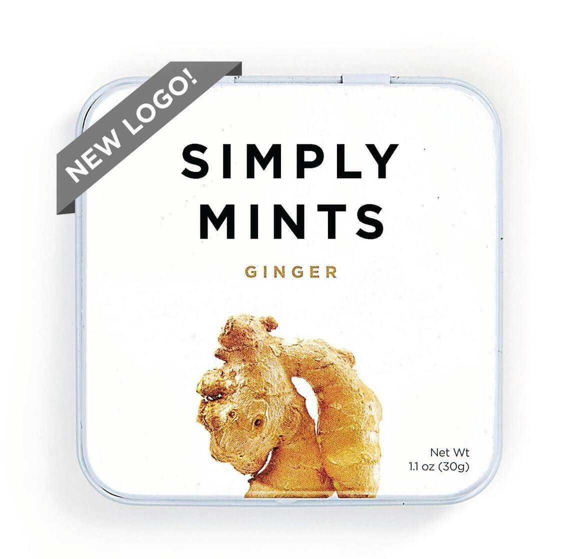 Simply Mints: Ginger | Trada Marketplace
