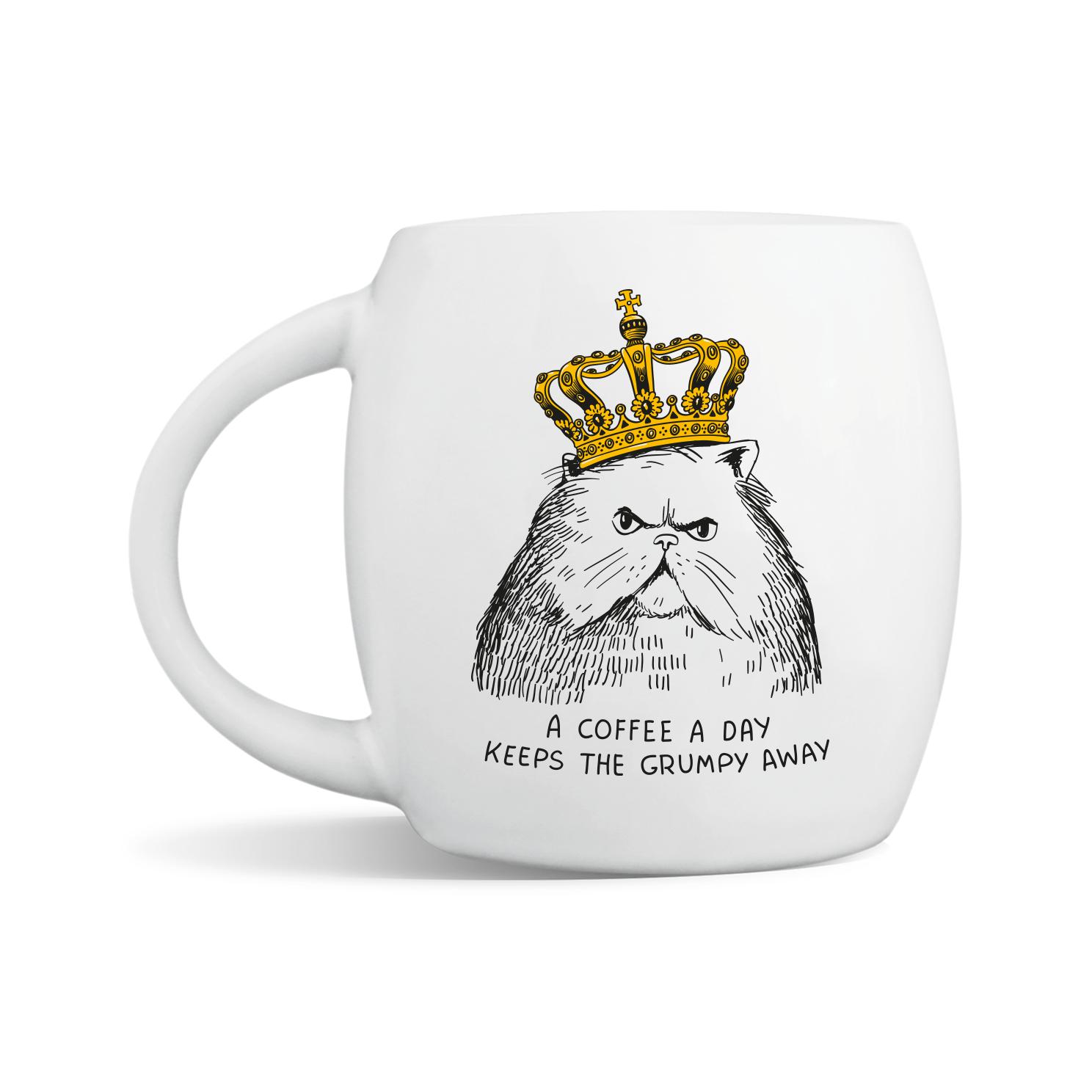 His RoyalGrumpiness Mug | Trada Marketplace