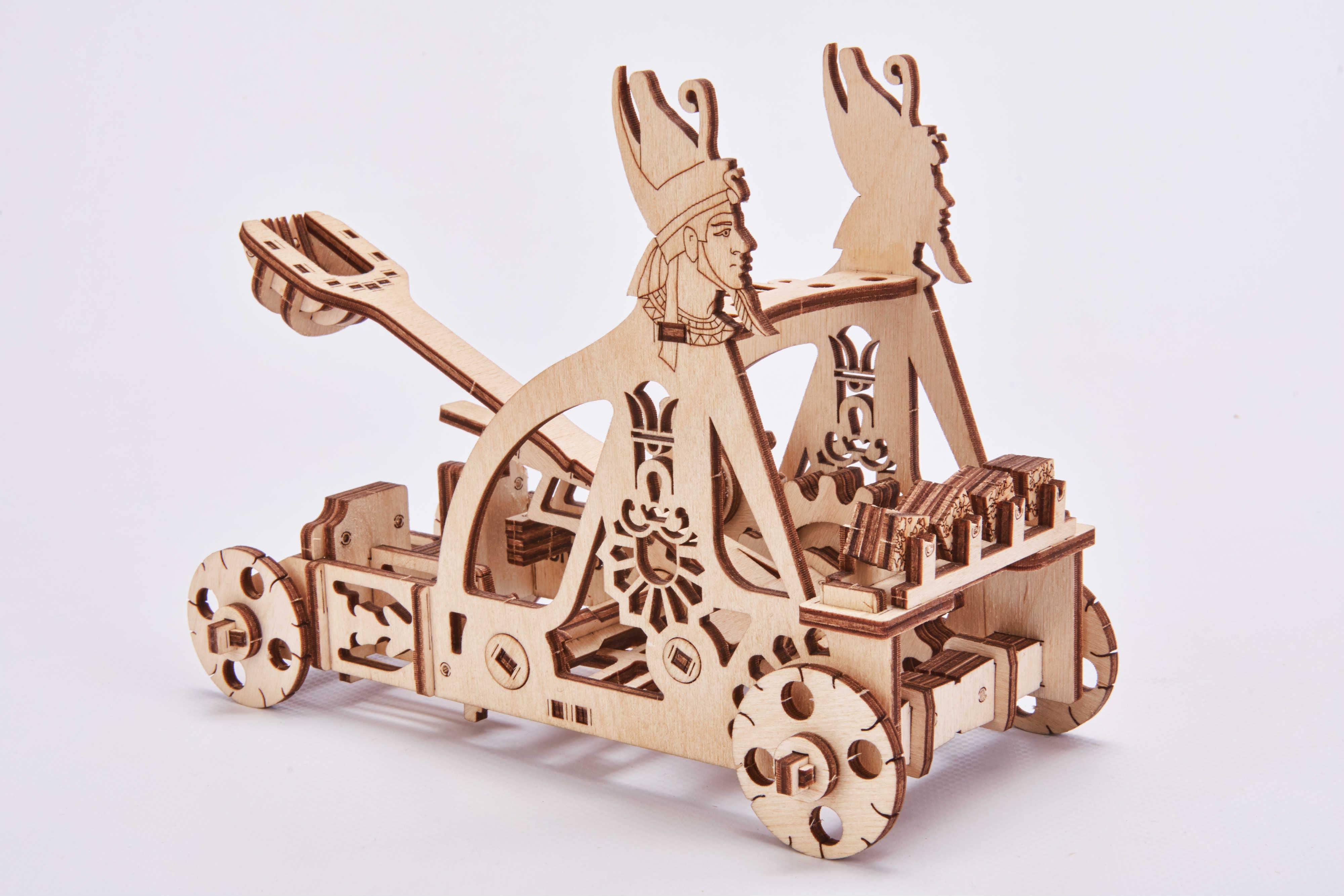 Catapult Puzzle | Trada Marketplace