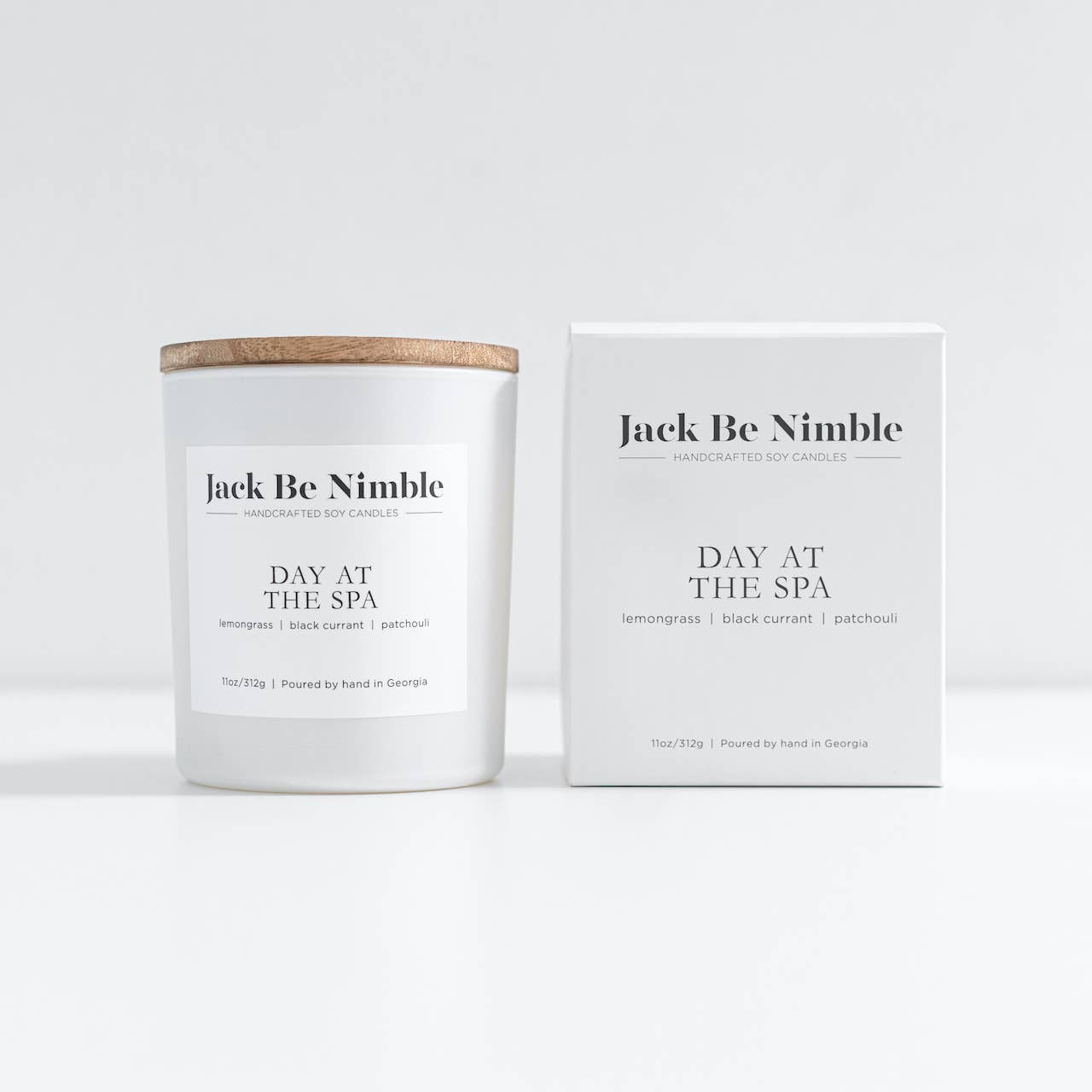 11oz Day At The Spa Soy Candle | Trada Marketplace