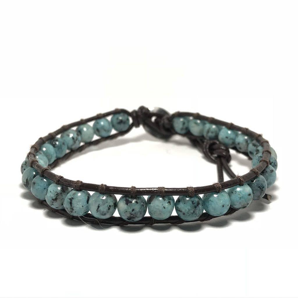 Icey Blue Bracelet | Trada Marketplace