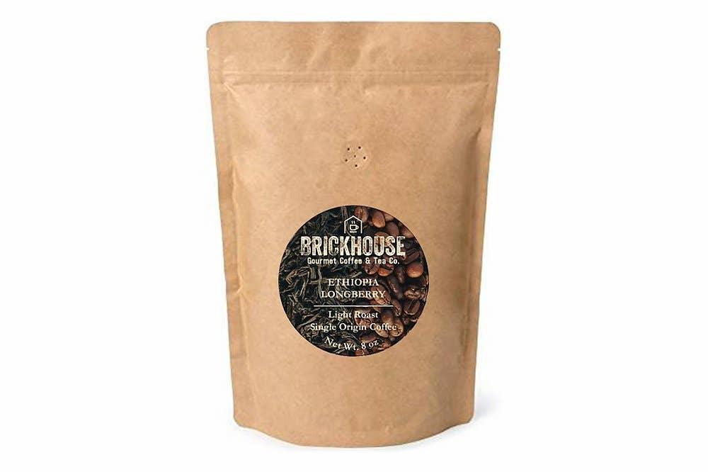 Ethiopia Longberry Single Origin Coffee / 8 oz   Trada Marketplace