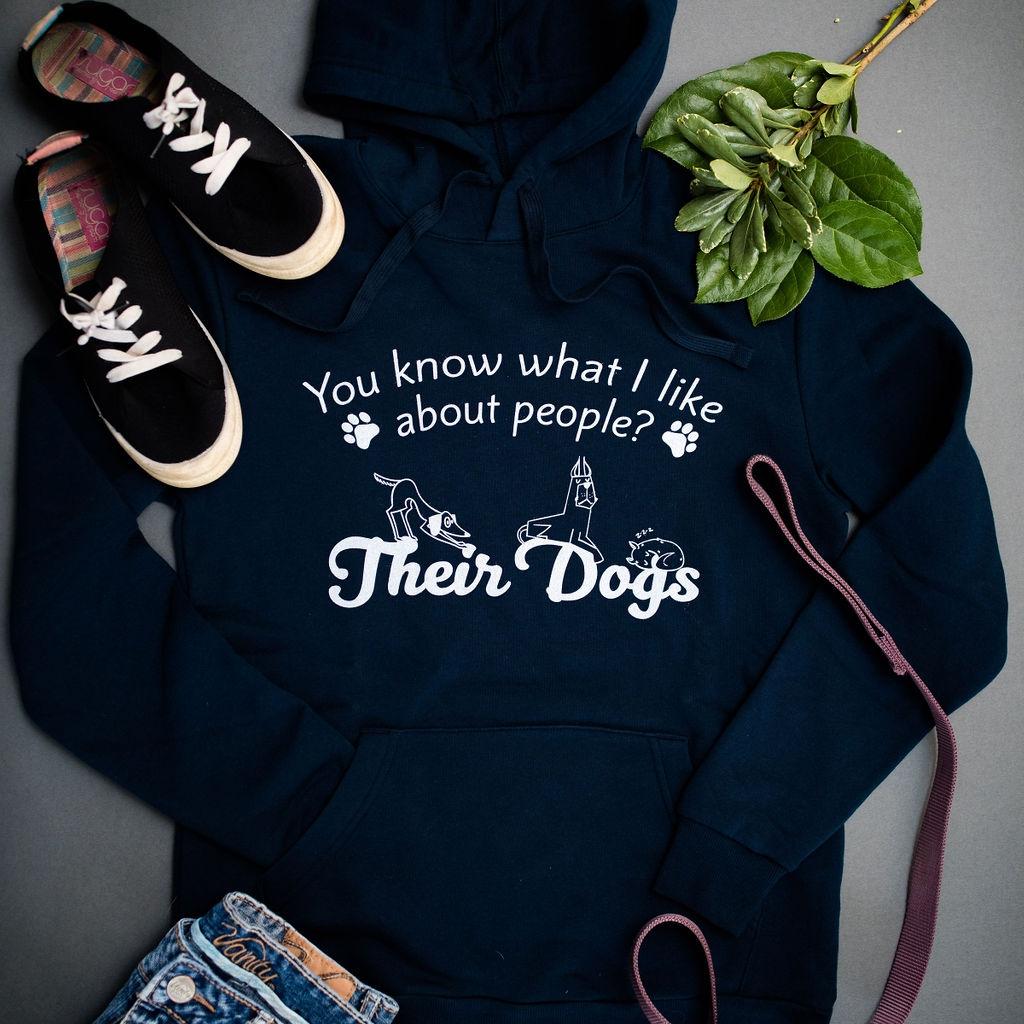 Unisex Sweatshirt - Their Dogs | Trada Marketplace