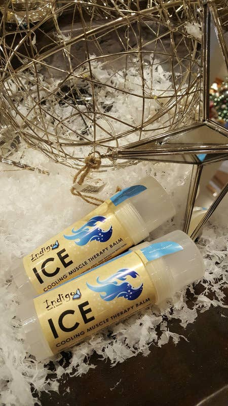 Indigo - Ice Muscle Therapy Balm   Trada Marketplace