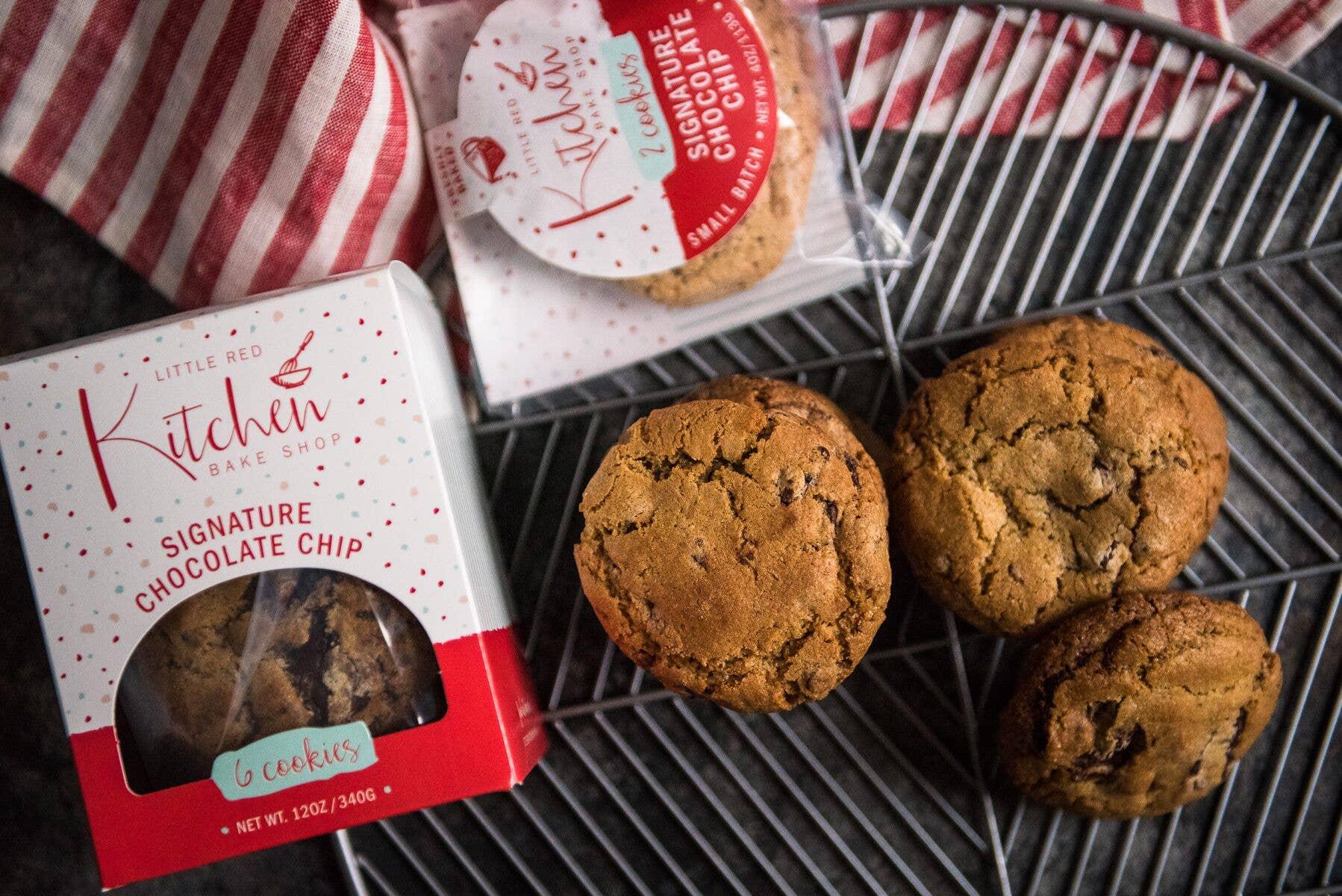 12 oz Signature Chocolate Chip | Trada Marketplace