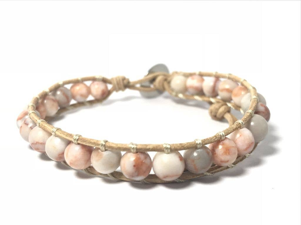 Cream Bracelet | Trada Marketplace