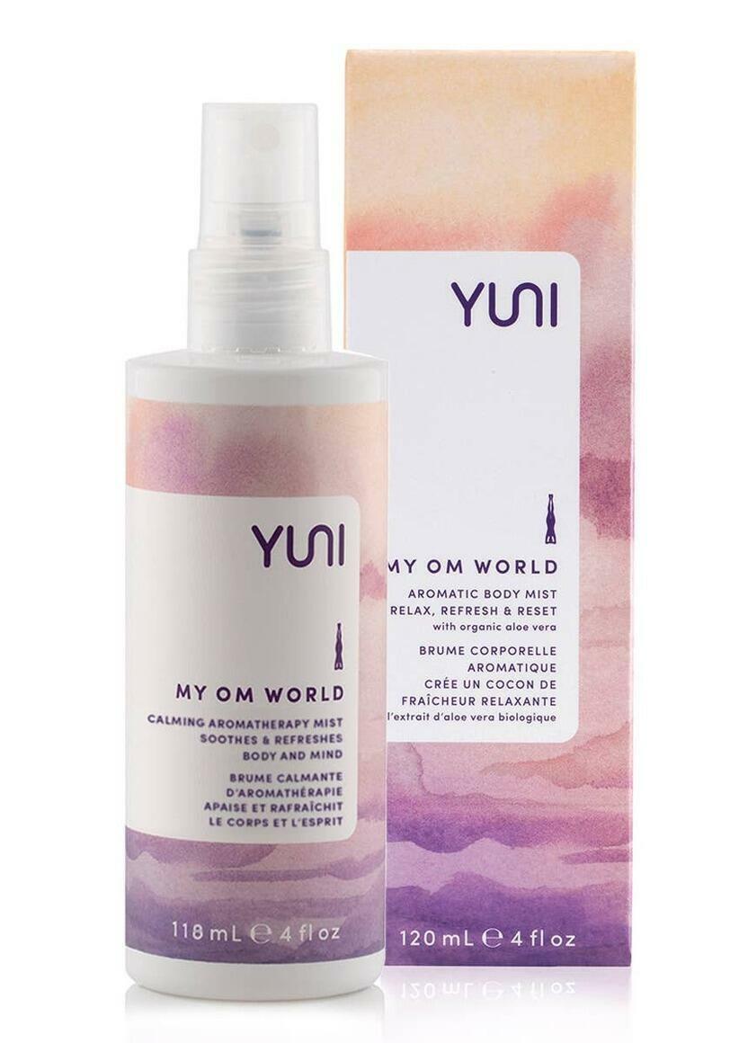 MY OM WORLD Aromatic Body Mist   Trada Marketplace