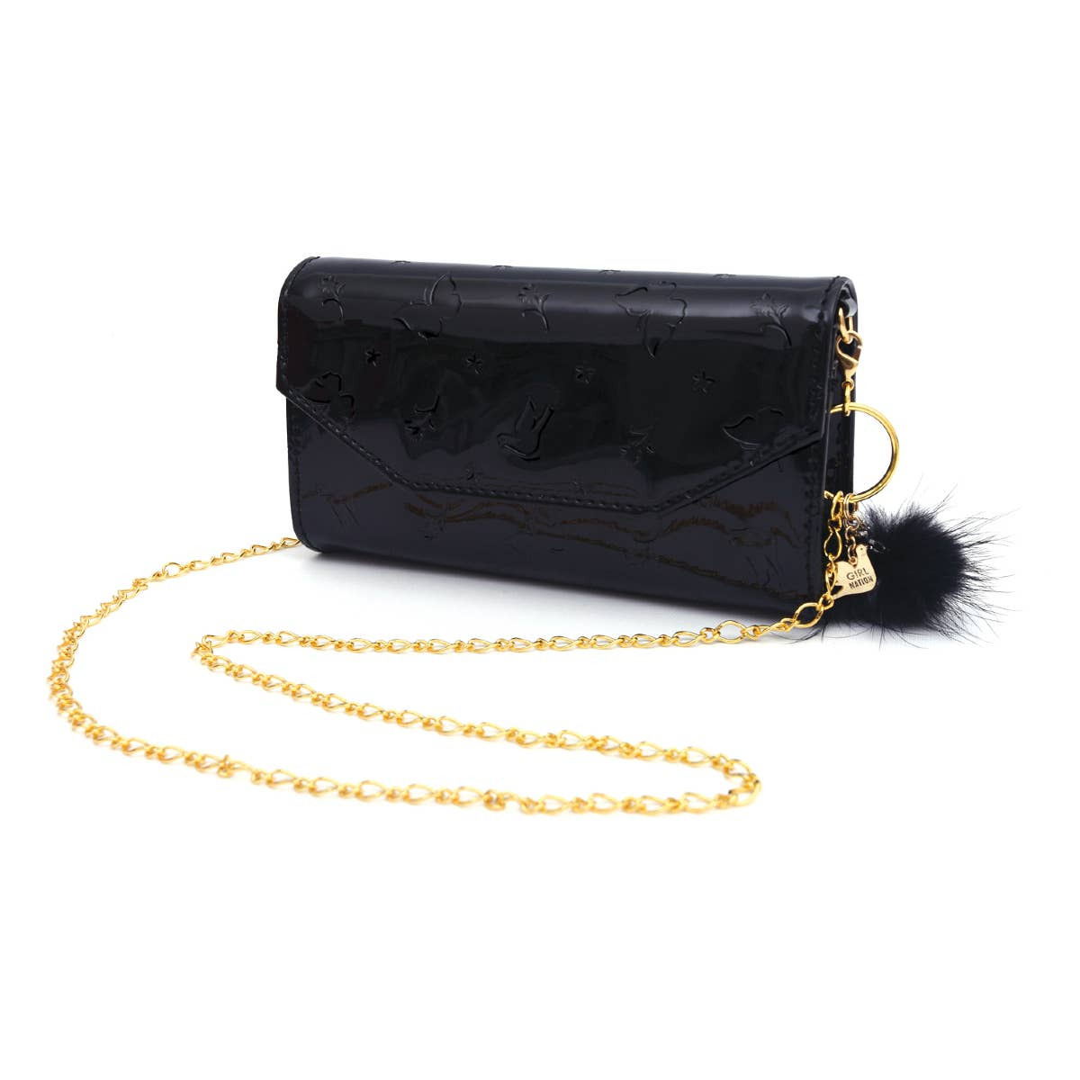 Mini Fashion Purse- Electro Black | Trada Marketplace