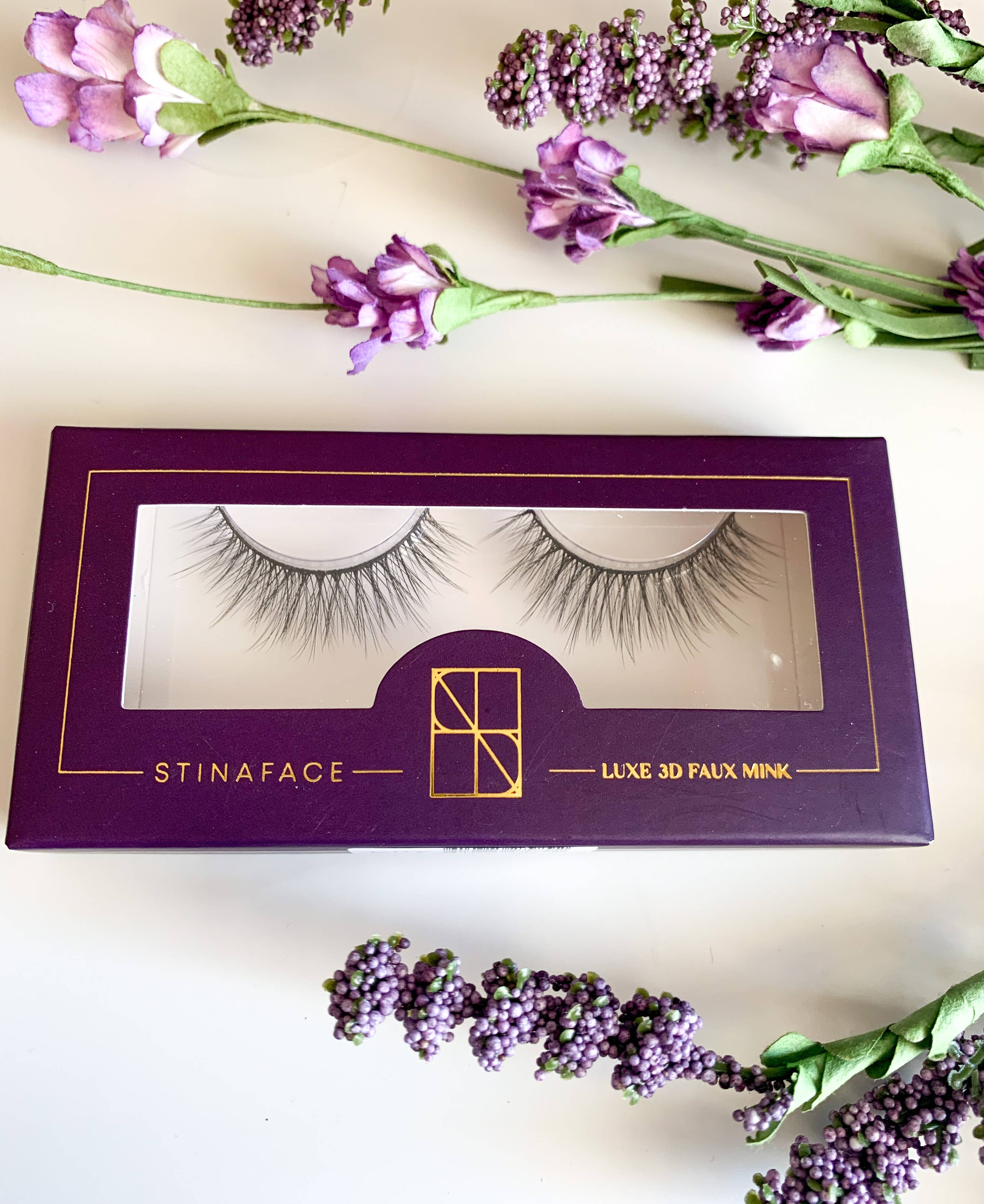 3D Faux Mink Lashes - LILY   Trada Marketplace