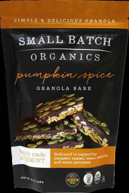 8oz Pumpkin Spice Granola Bark | Trada Marketplace
