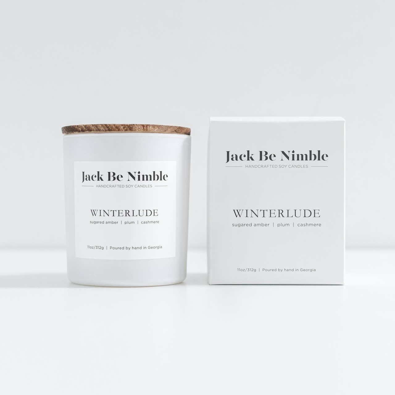 11oz Winterlude Soy Candle | Trada Marketplace