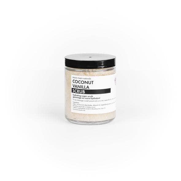 Coconut Vanilla Scrub | Trada Marketplace