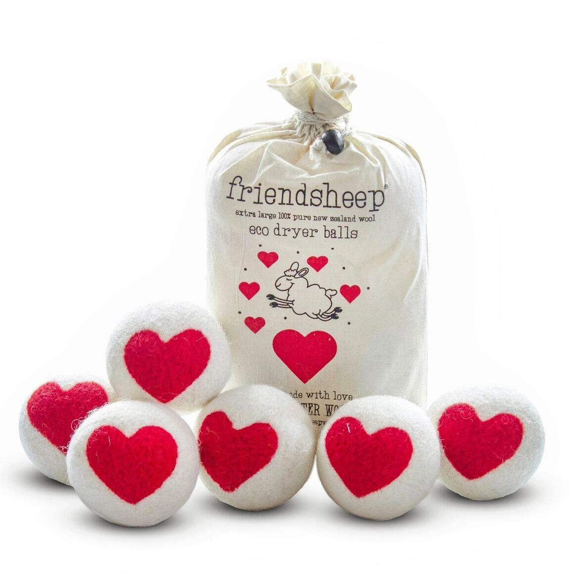 One Heart Eco Dryer Balls - Limited Edition   Trada Marketplace