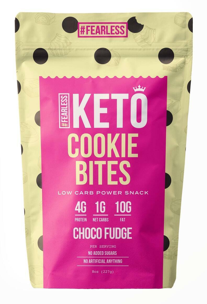 Cookie Bites - Choco Fudge   Trada Marketplace