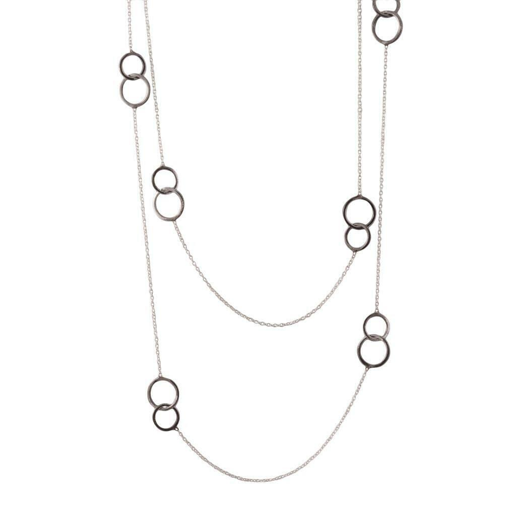 20% OFF Best Friends Rhodium & Sterling Necklace   Trada Marketplace