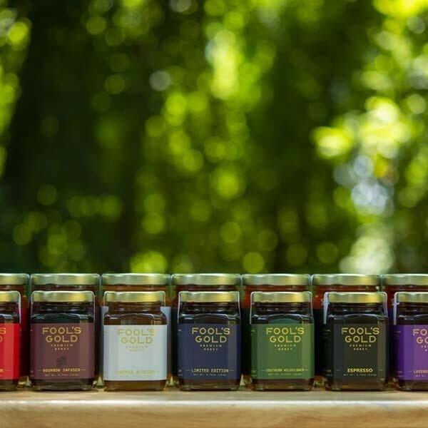 Fool's Gold Honey   Trada Marketplace