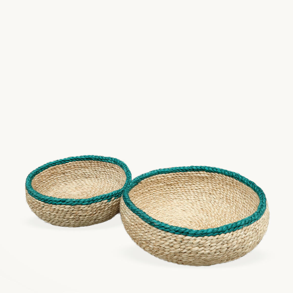 Phala Bowl - Green (Set of 2) | Trada Marketplace