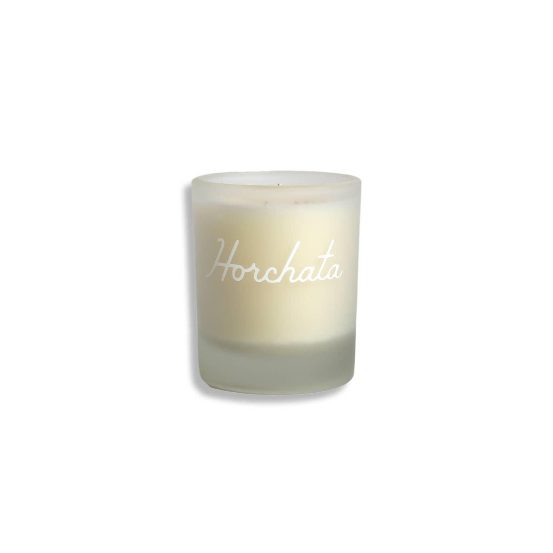 Horchata Candle - 3 oz (Vanilla & Cinnamon)   Trada Marketplace