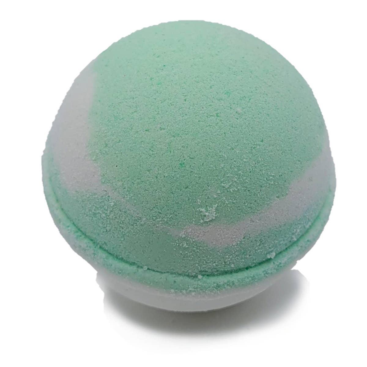 Evolve - Bath Bomb - Coconut Lime Verbena | Trada Marketplace