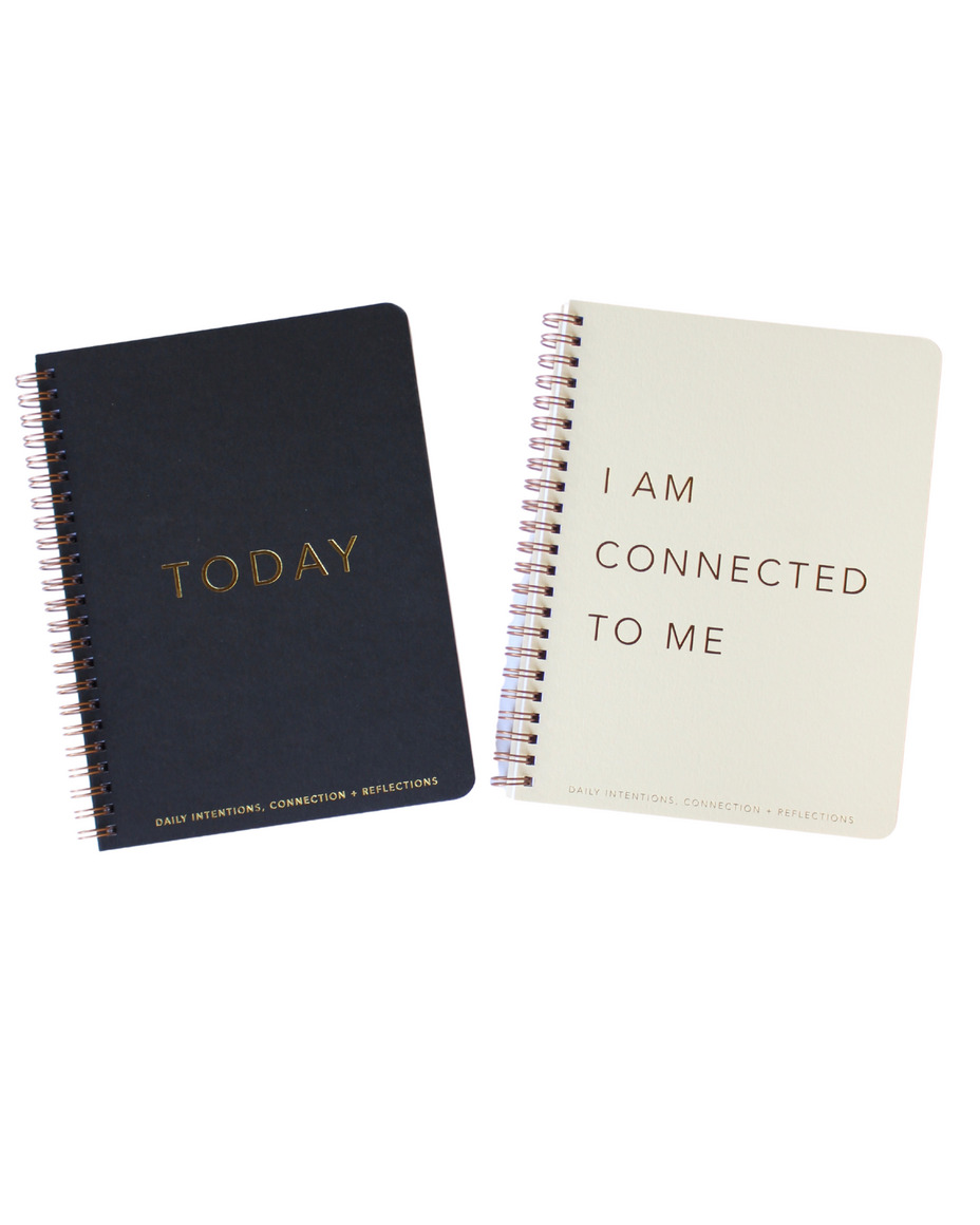 A DAILY CONNECTION + INTENTION + REFLECTION JOURNAL   Trada Marketplace