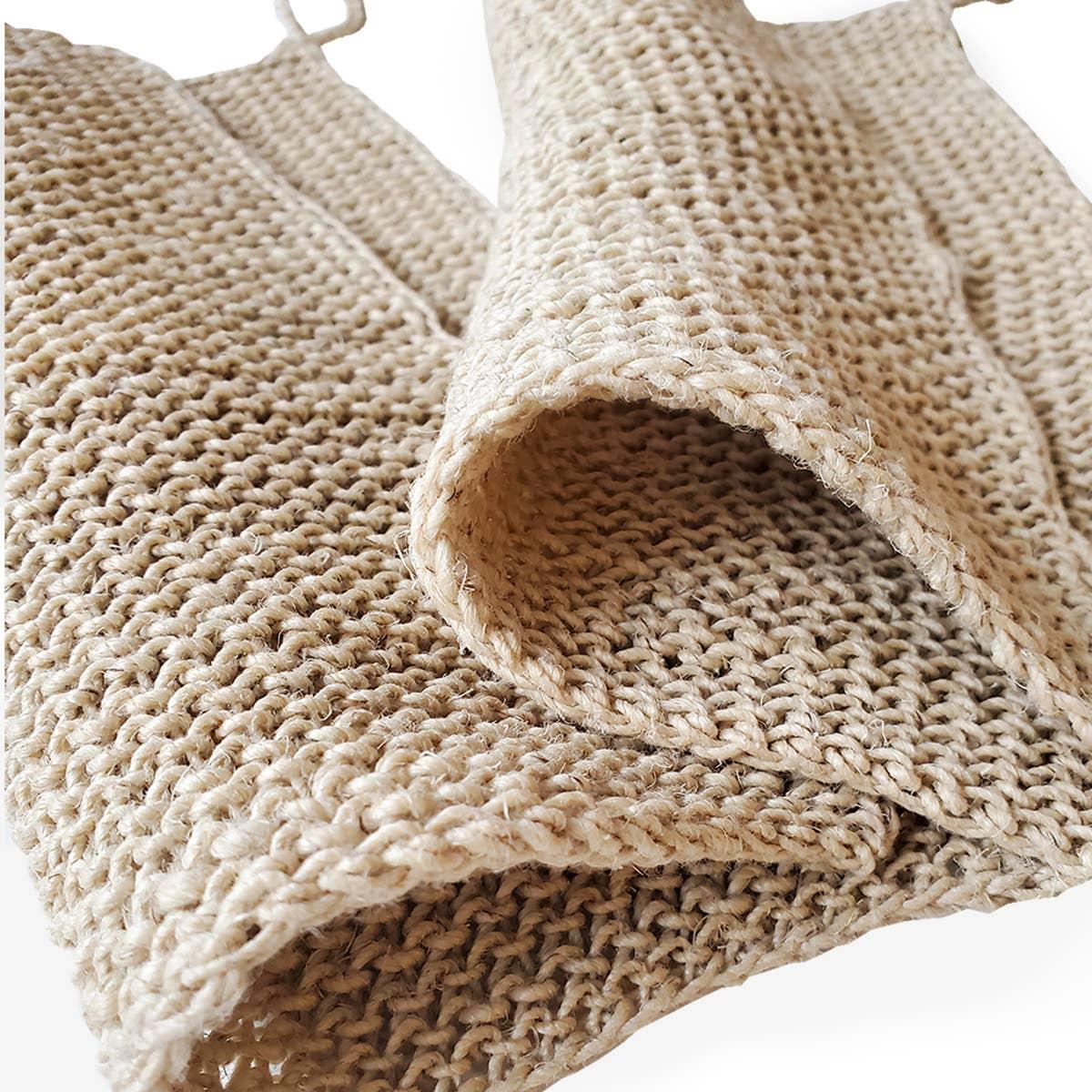 Hemp Washcloth (Set of 2) | Trada Marketplace