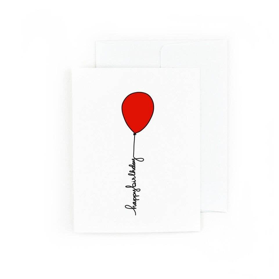 Red Balloon | Trada Marketplace
