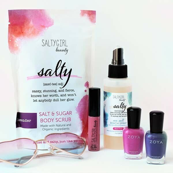 SaltyGirl Beauty | Trada Marketplace