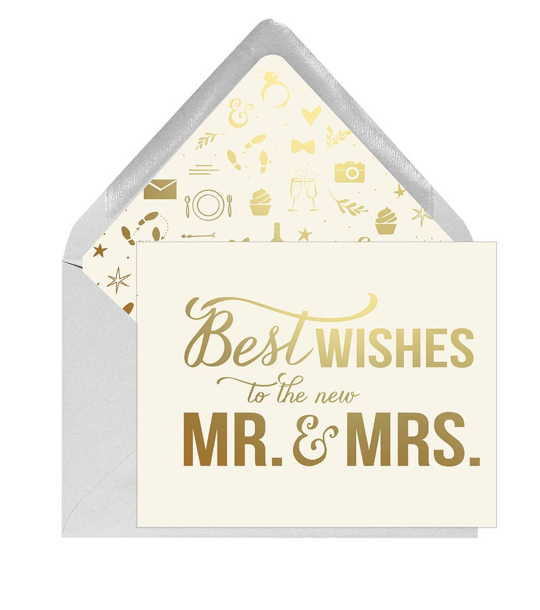 Best Wishes Mr and Mrs   Trada Marketplace