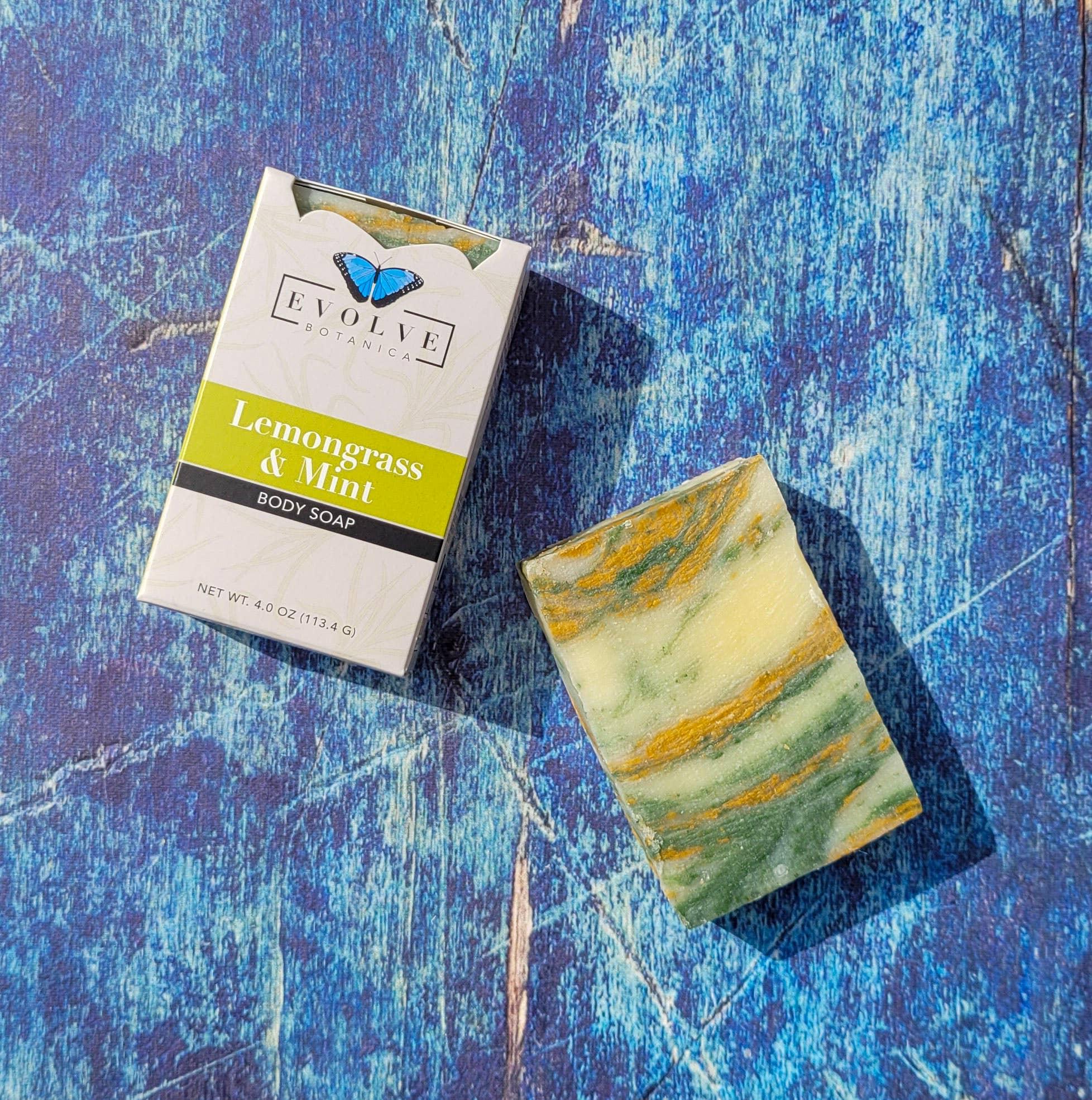Evolve - Standard Soap - Lemongrass & Mint | Trada Marketplace