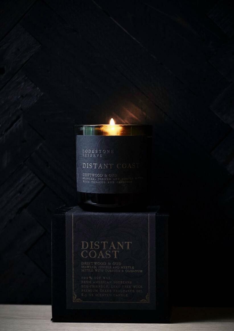 Distant Coast Candle   Trada Marketplace