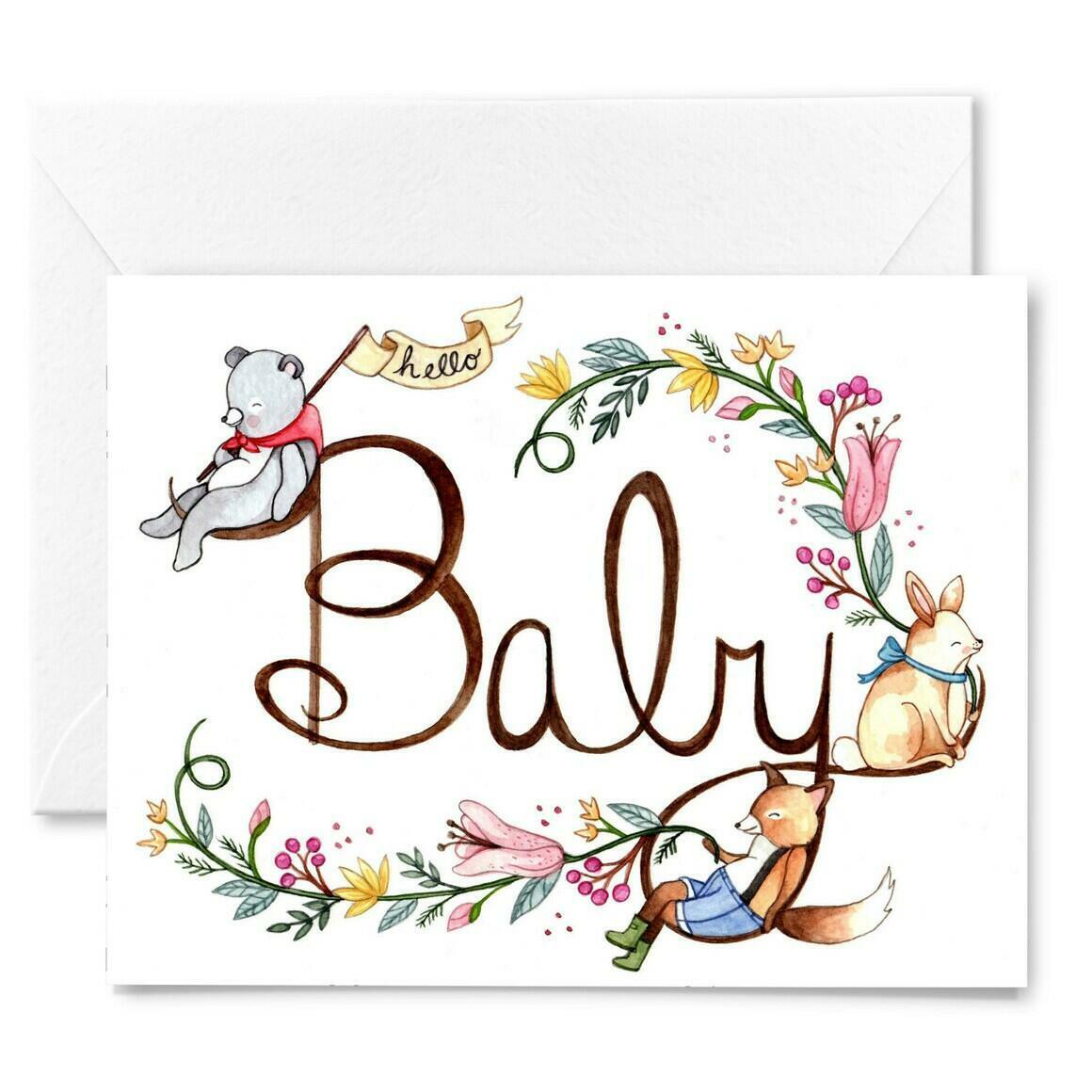 Baby Card | Trada Marketplace