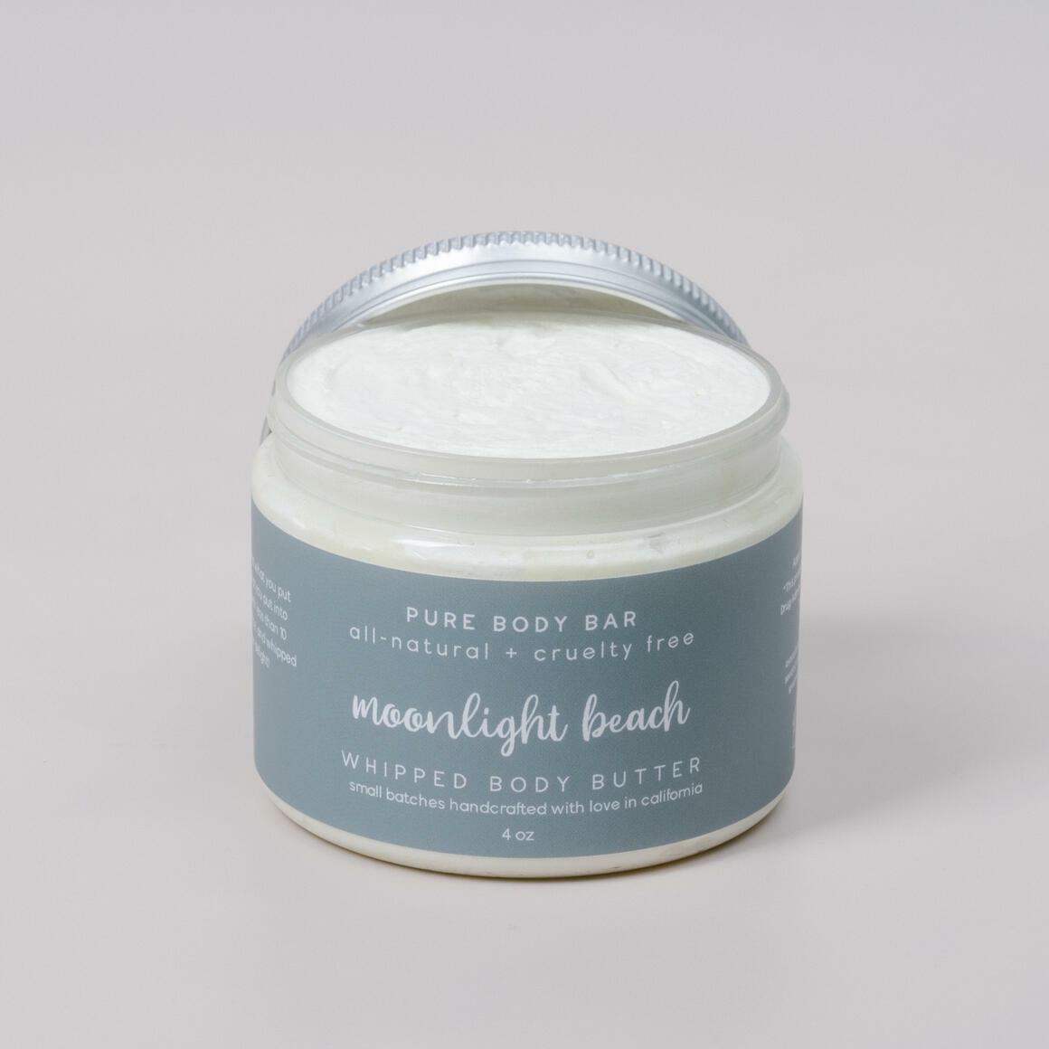 Moonlight Beach Whipped Body Butter   Trada Marketplace