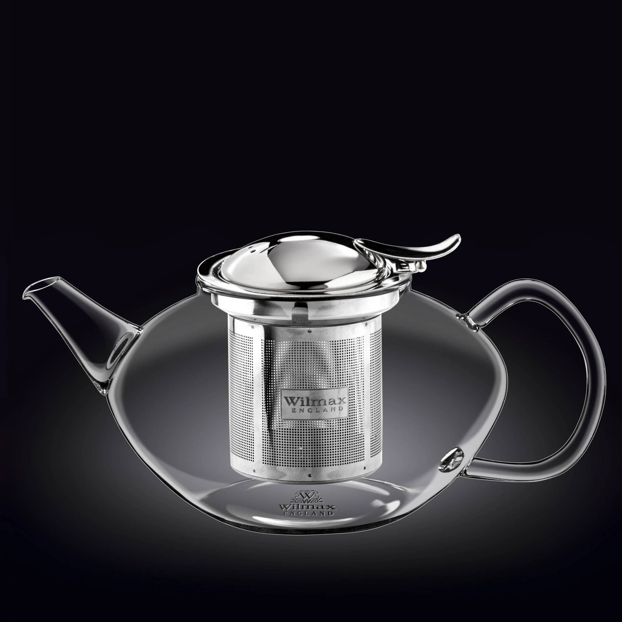 52 Fl oz Thermo Glass Tea Pot   Trada Marketplace