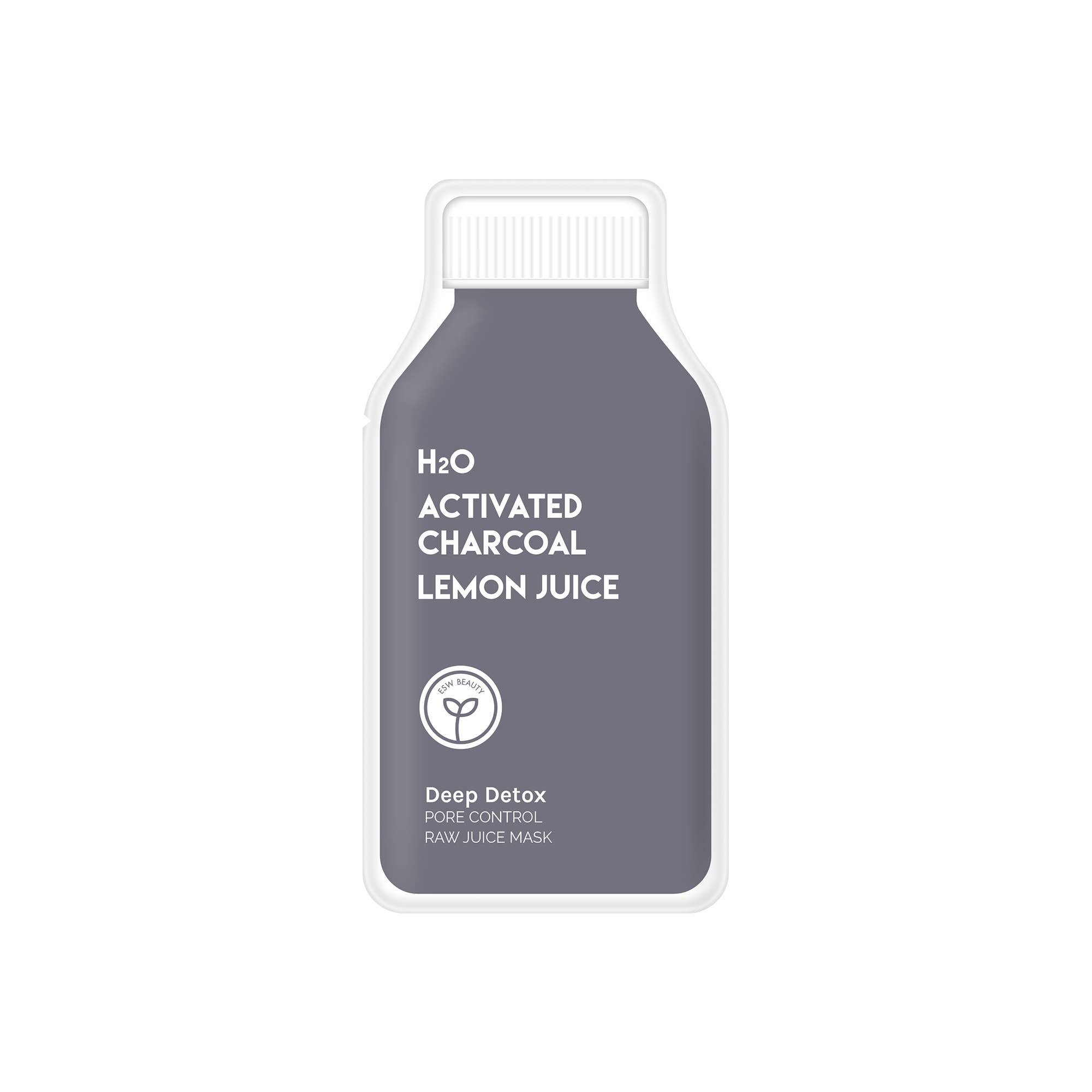 Deep Detox Pore Control Raw Juice Mask | Trada Marketplace