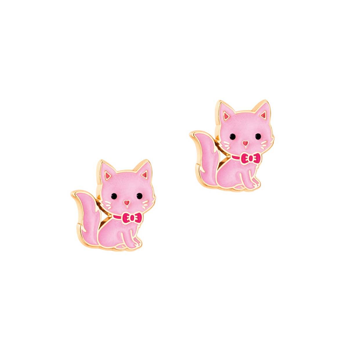 Pink Kitty Cutie Stud | Trada Marketplace