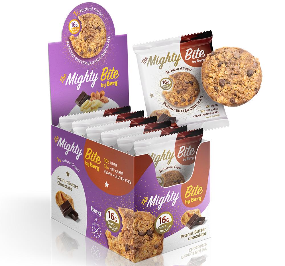 MIGHTY BITE - PEANUT BUTTER CHOCOLATE   Trada Marketplace