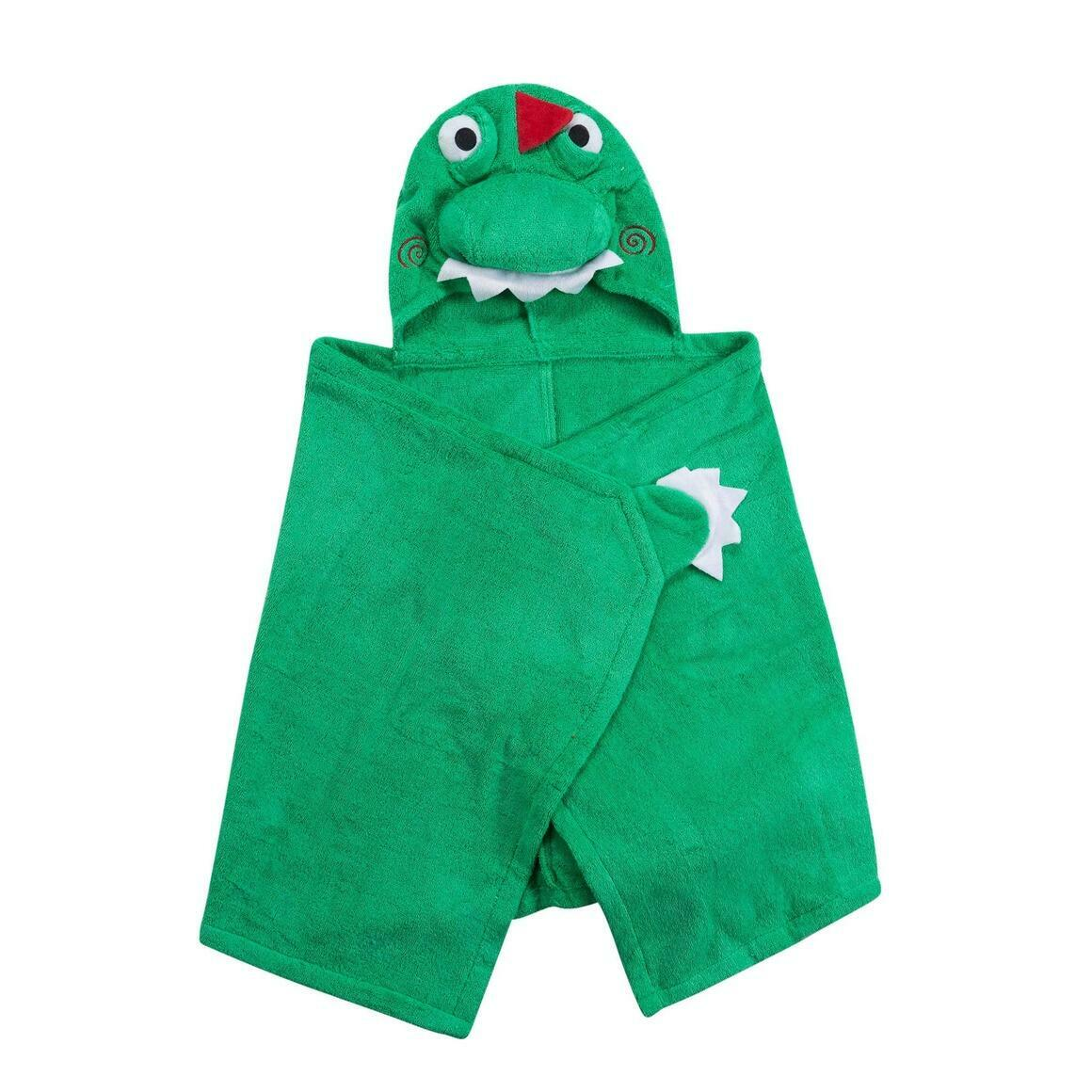 Devin the Dinosaur Toddler Towel | Trada Marketplace
