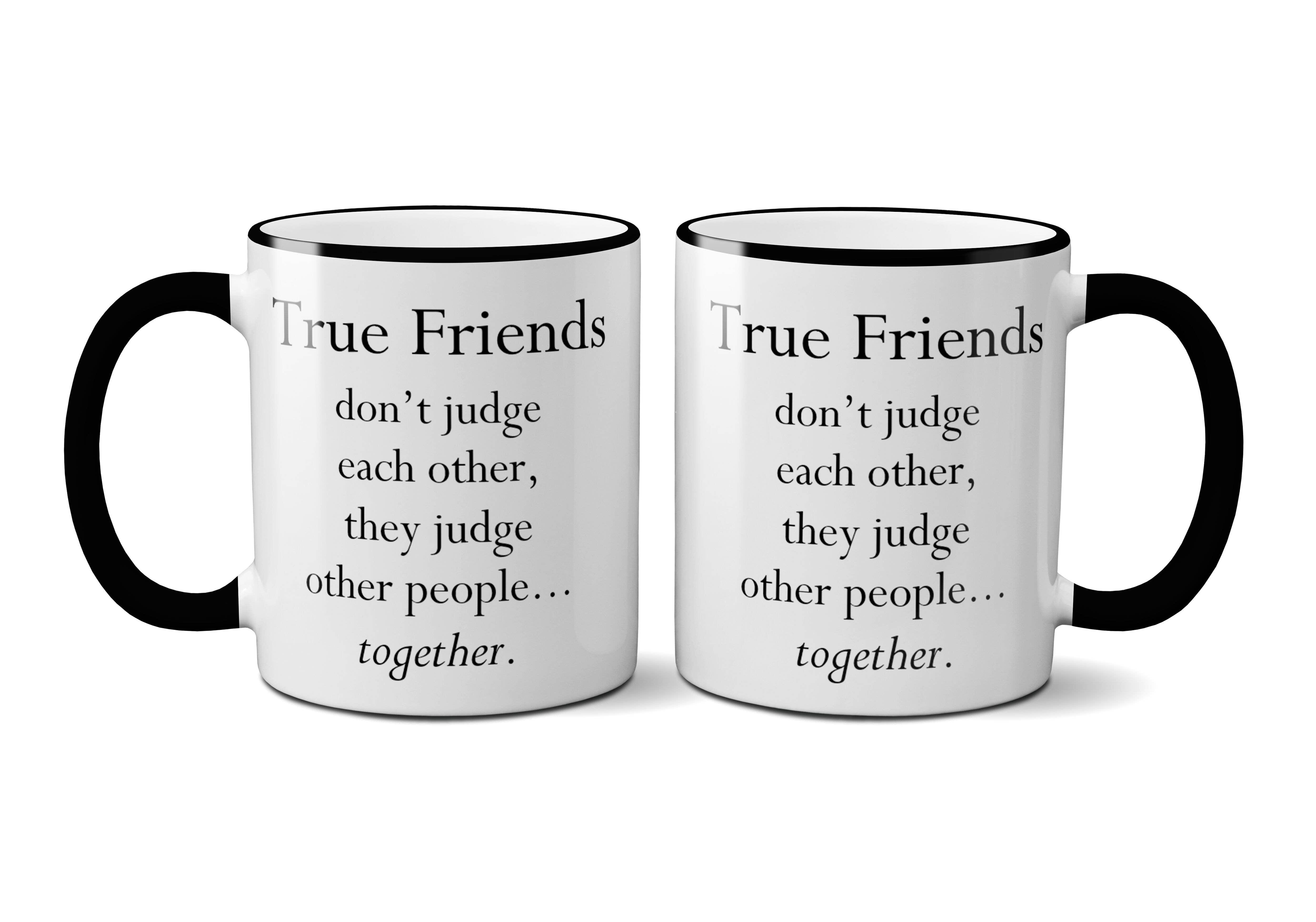 True Friends Mug with Gift Box | Trada Marketplace