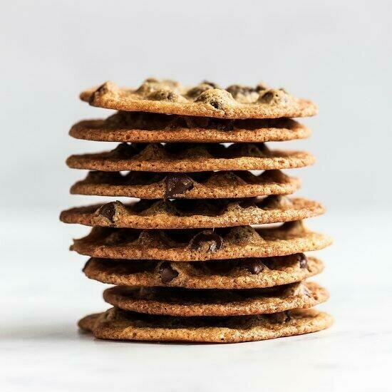 Tate's Bake Shop Chocolate Chip Cookies 3.5oz (12ct)   Trada Marketplace