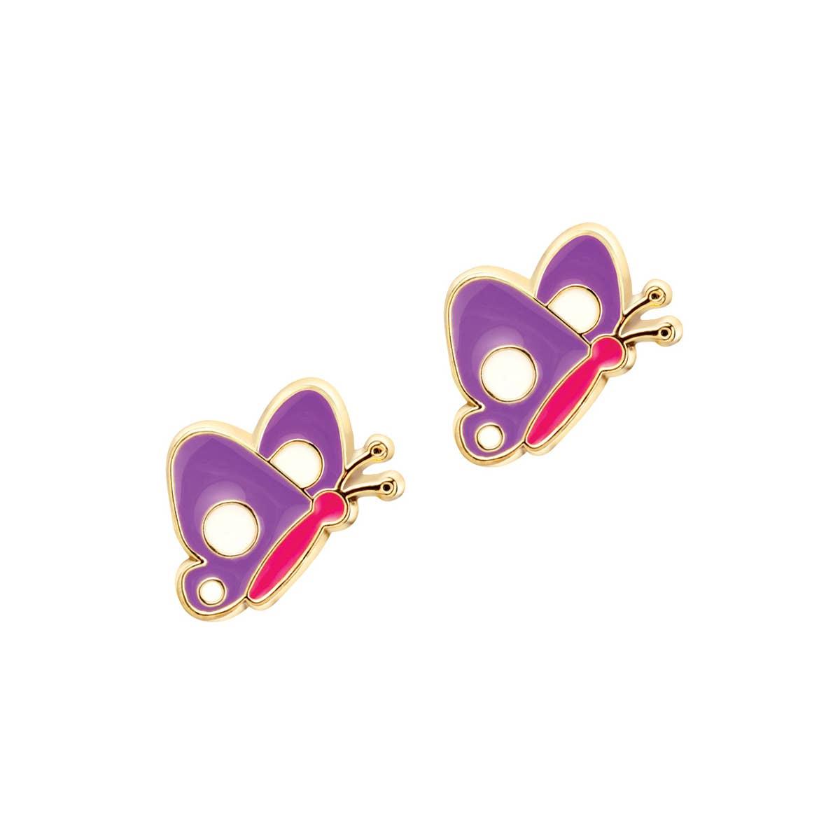 Beautiful Butterfly Cutie Stud | Trada Marketplace