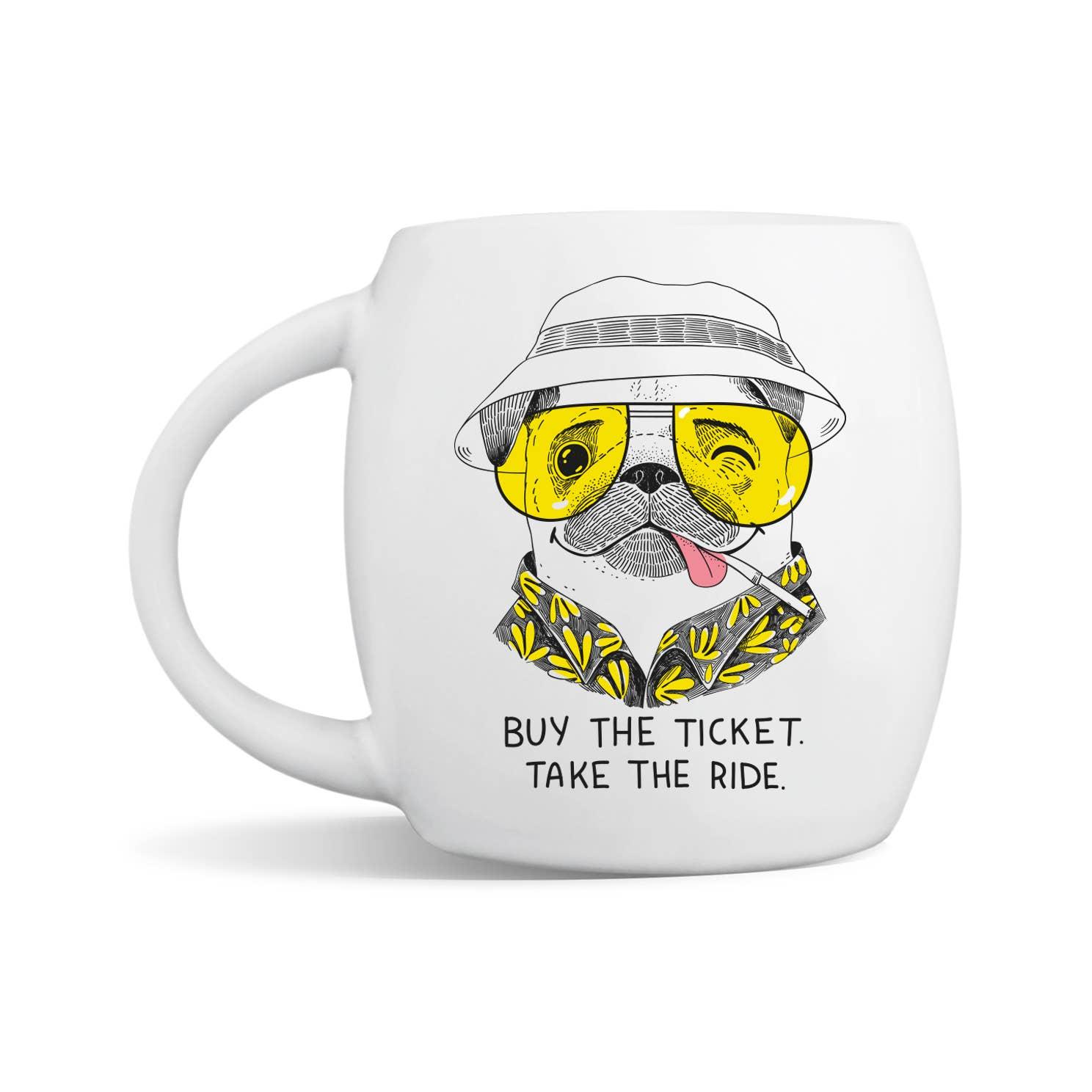 Hunter S Thompson Mug | Trada Marketplace